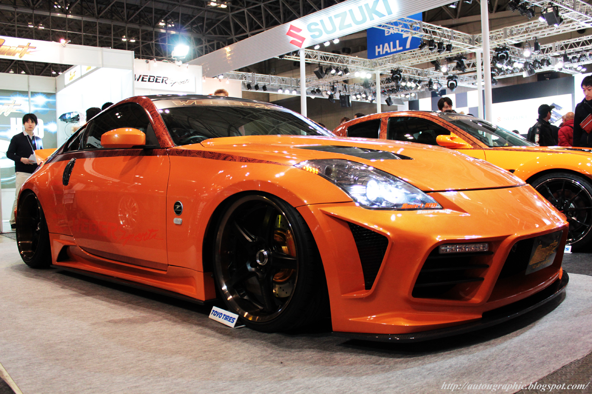 My perfect Nissan 350Z (Z33). 3DTuning - probably the best ...