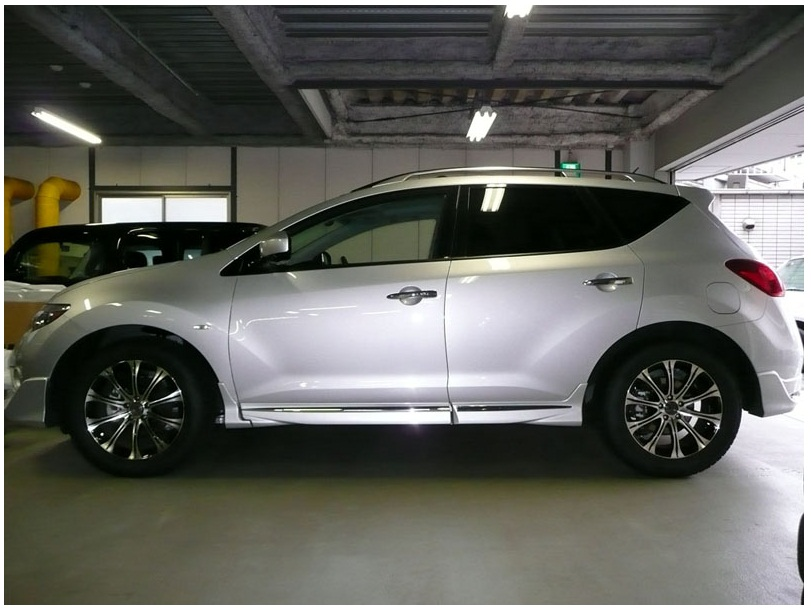 My Perfect Nissan Murano 3dtuning Probably The Best Car Configurator