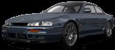 Nissan Silvia S14 2 Door Coupe 1995