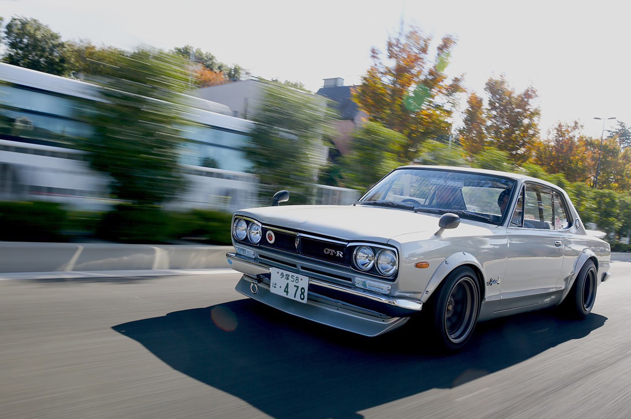 Nissan Skyline GT-R Coupe 1969
