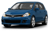 Nissan Versa SL 5 Door Hatchback 2009