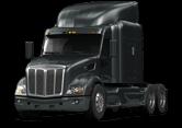 Peterbilt 579 72'' Sleeper Truck 2012