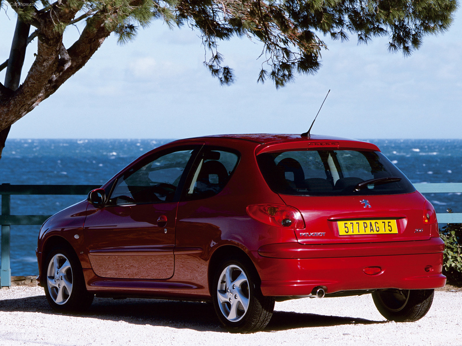 Peugeot 206 3 Door Hatchback 1998