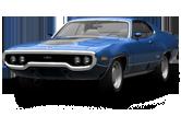 Plymouth GTX Coupe 1971