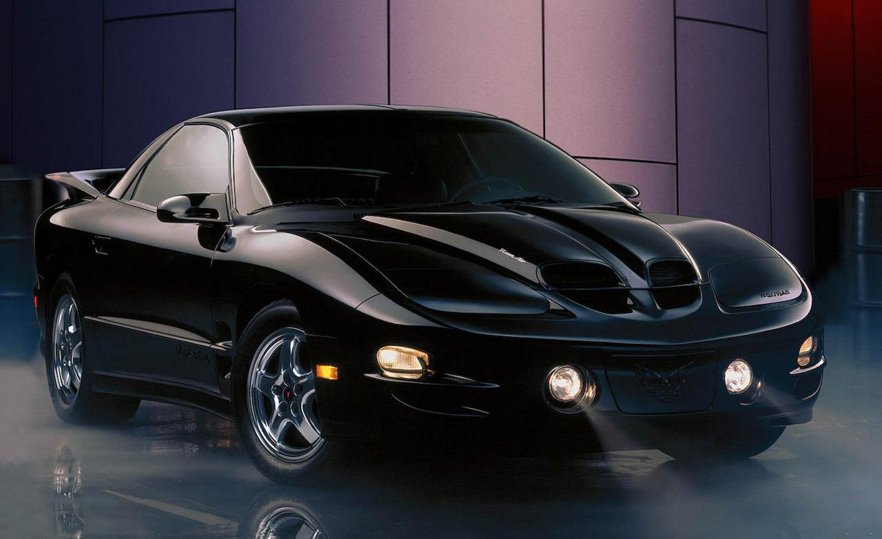 Pontiac Trans Am Coupe 2002