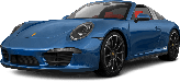 Porsche 911 Carrera Targa top 2014