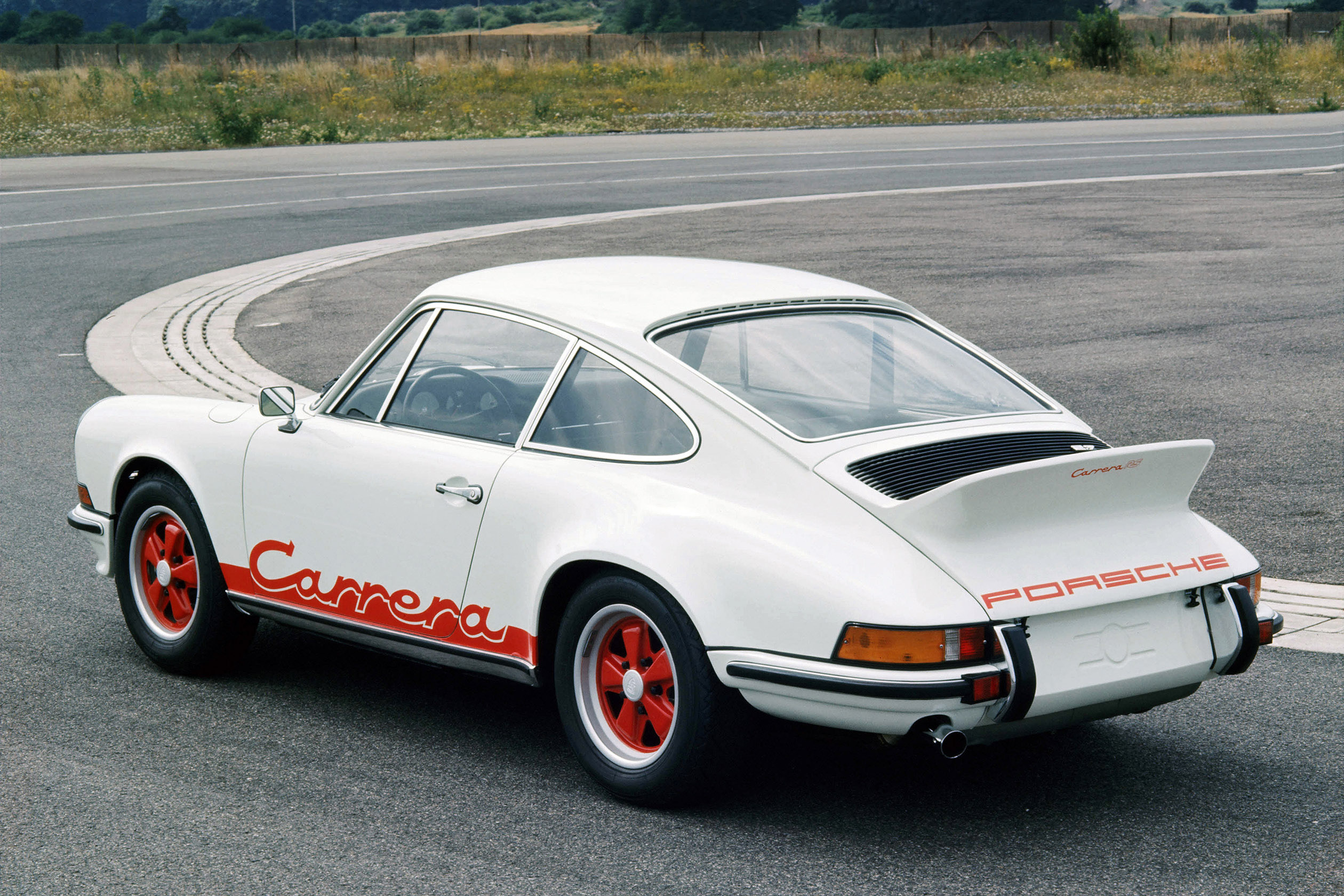 3dtuning Of Porsche 911 Carrera Rs Coupe 1973 3dtuning Com