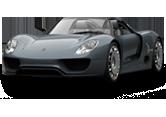 Porsche 918 Roadster 2012