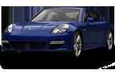 Porsche Panamera Fastback 2011