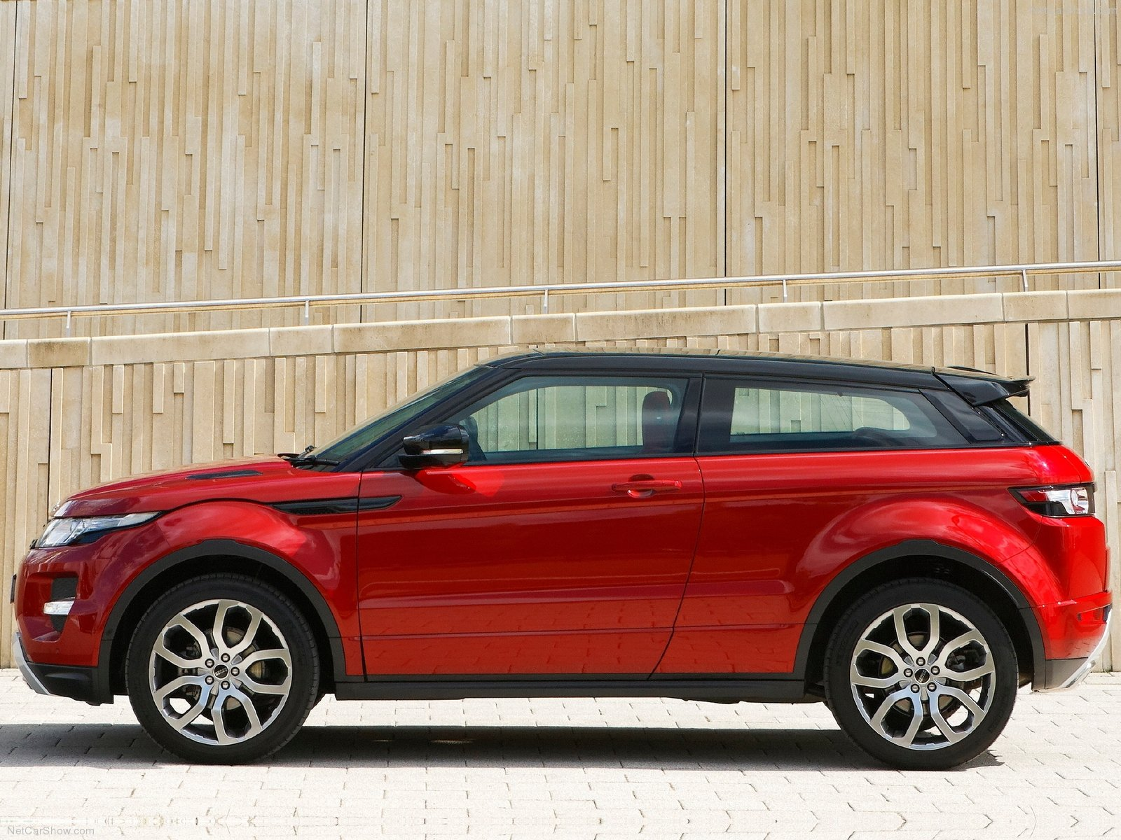 Range Rover Evoque 3 Door Crossover 2012