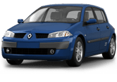 Renault Megane 5 Door Hatchback 2002