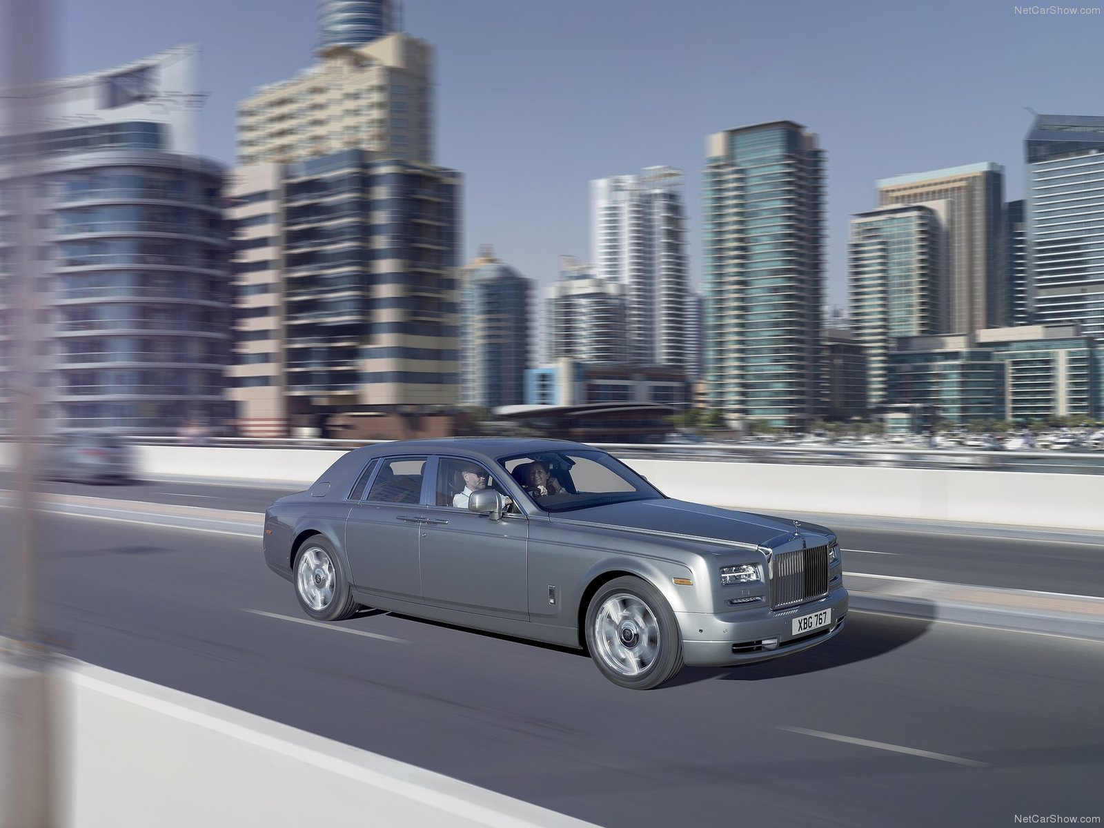 Rolls Royce Phantom Sedan 2012