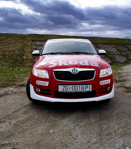 Polo5 Polo Hatchback 5 Door 5th Generation Polo: My Perfect Skoda Fabia. 3DTuning