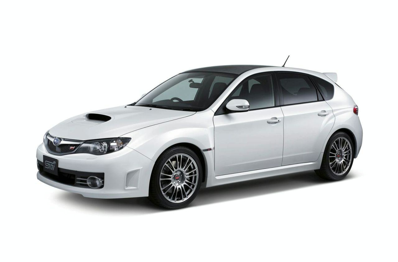 Subaru Impreza 5 Door Hatchback 2007