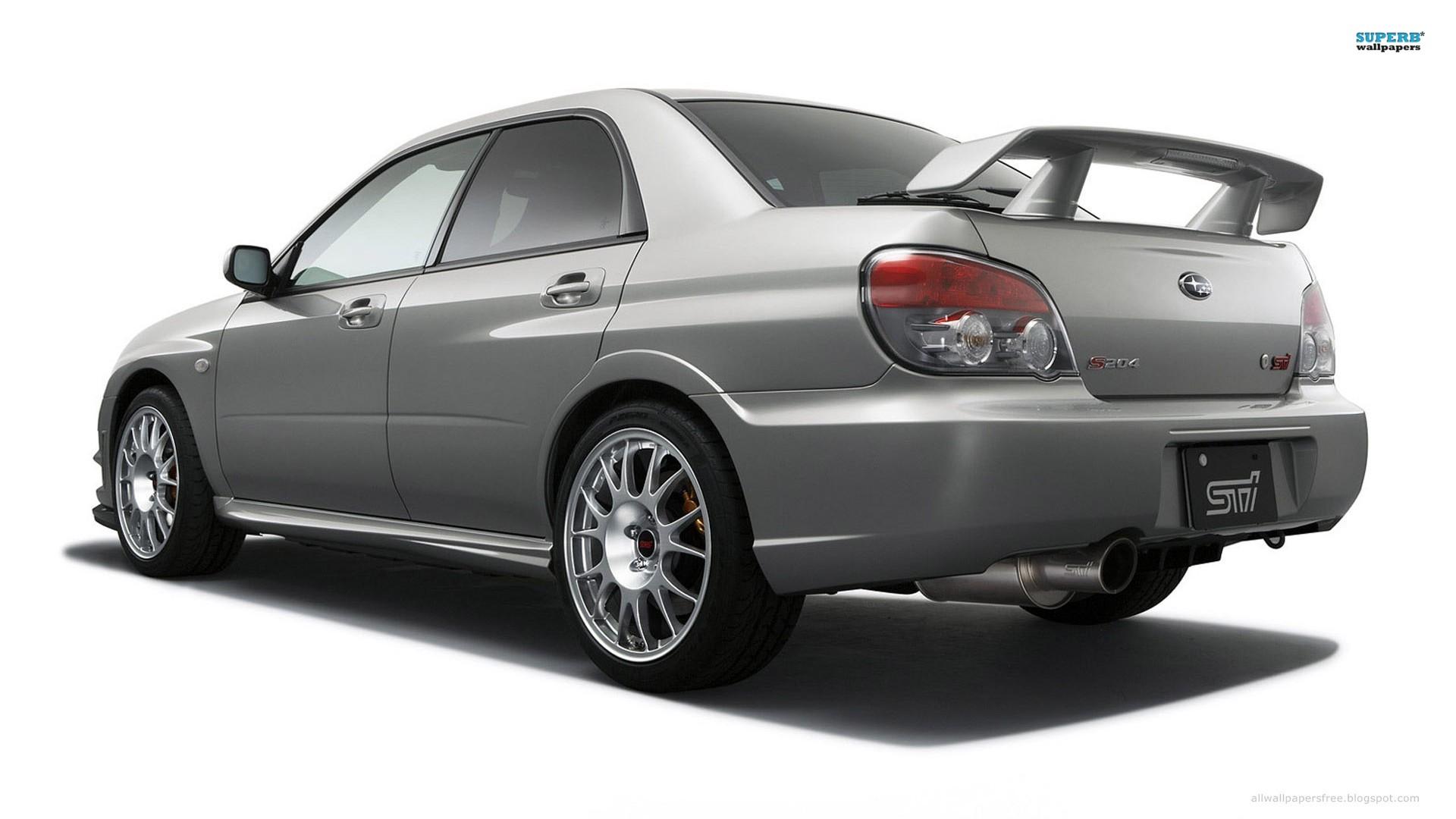 3dtuning Of Subaru Impreza S204 Sedan 2006 3dtuning Com