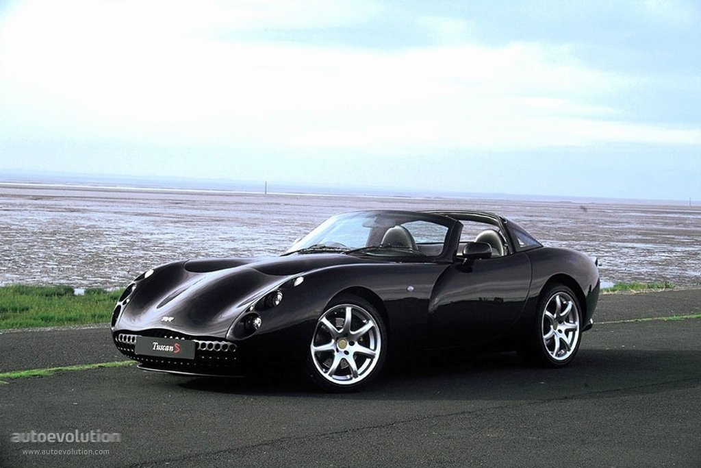 TVR Tuscan S Coupe 2001