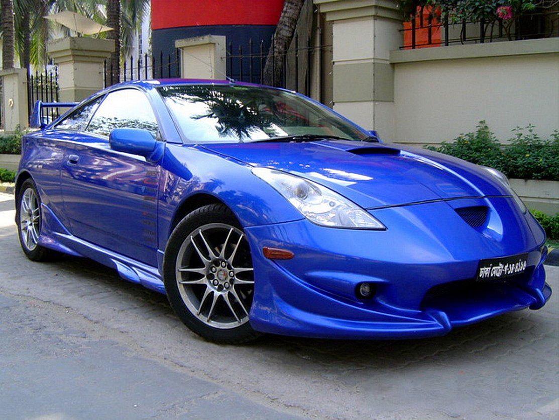 My Perfect Toyota Celica 3dtuning Probably The Best Car