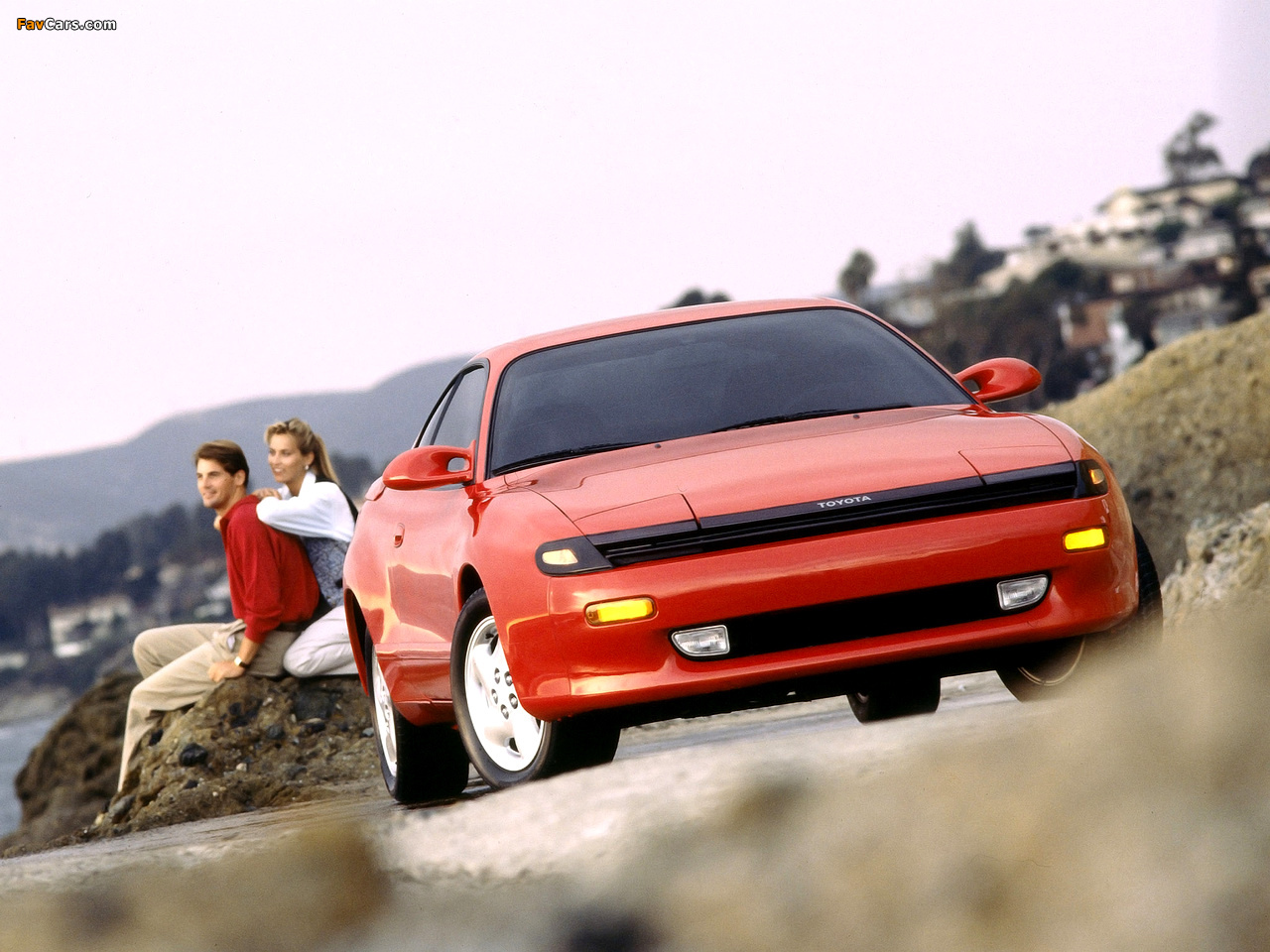 Toyota Celica GT-Four Coupe 1992