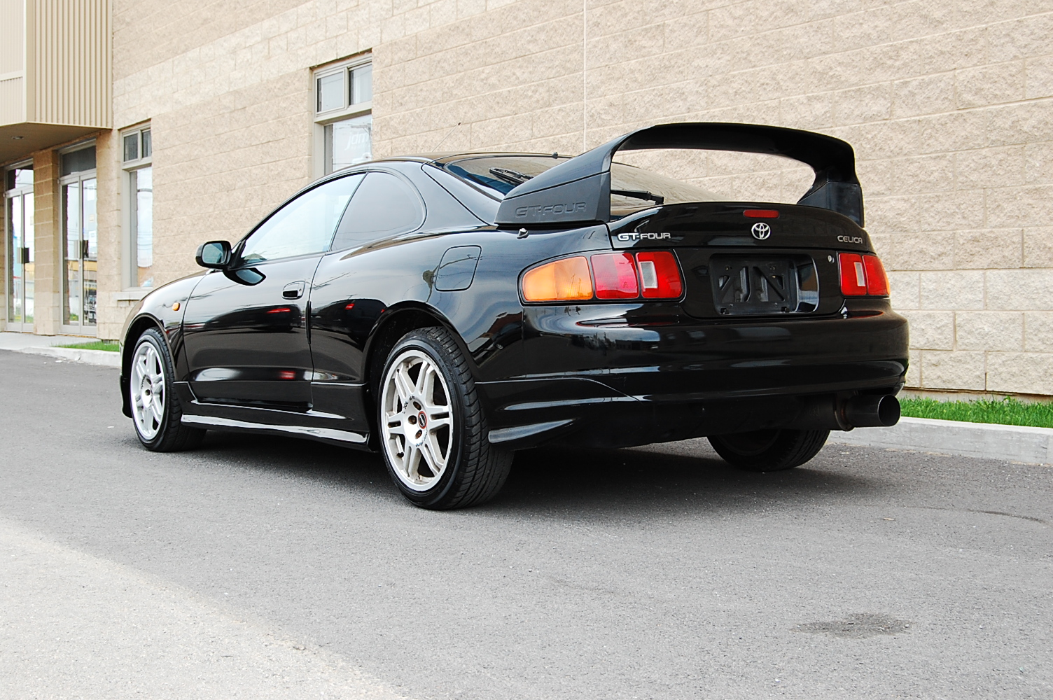 My Perfect Toyota Celica Gt Four 3dtuning Probably The Best Car 1993 Engine Diagram Coupe 1994