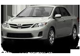 Toyota Corolla Sedan 2012