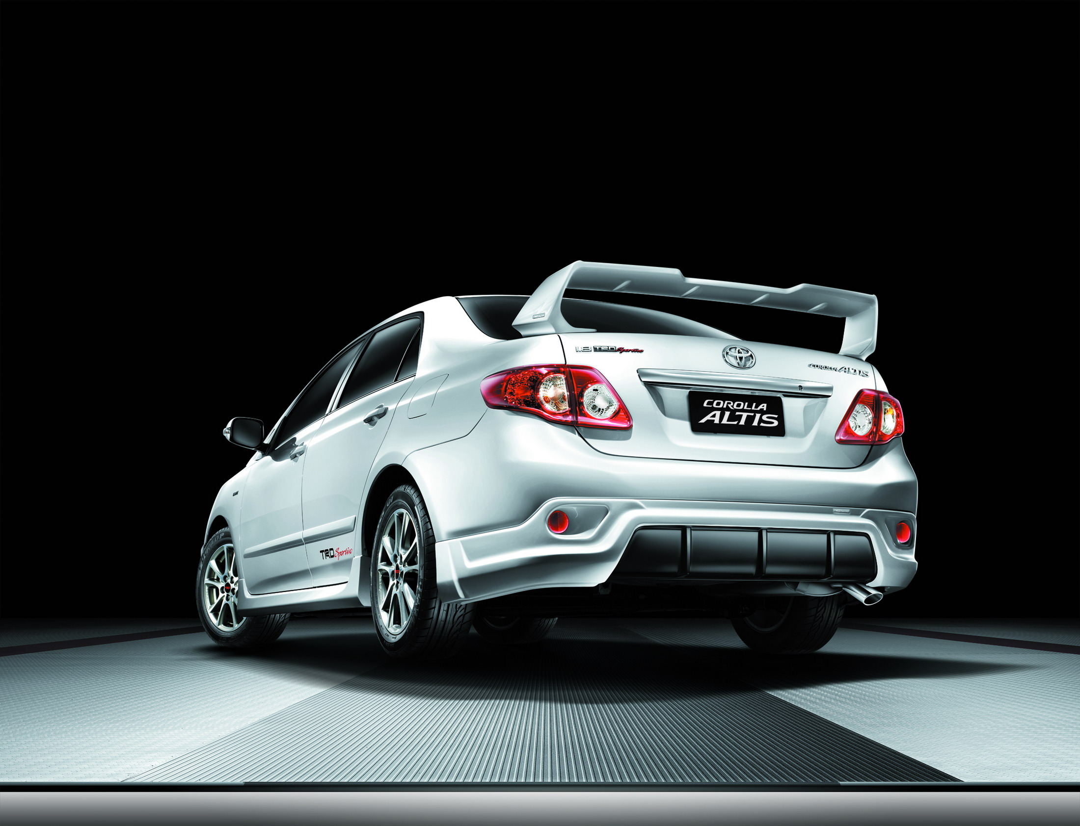 Tuning Toyota Corolla 2012 Online Accessories And Spare Parts For