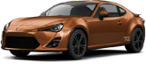 Toyota GT86 Coupe 2012
