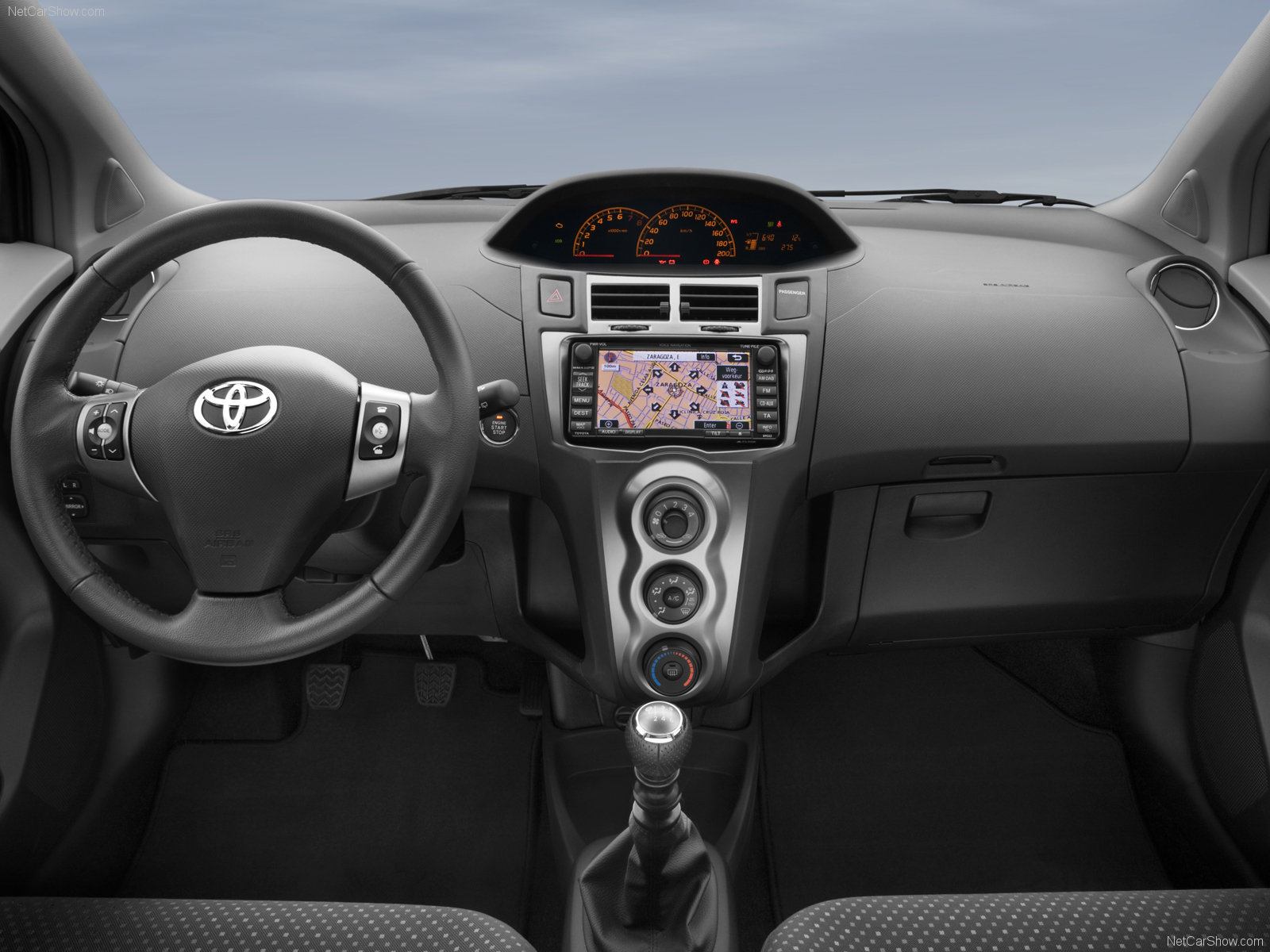 3dtuning Of Toyota Yaris S Liftback 2009 Unique On Line Car Configurator For More