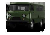 UAZ 452 Van 1965