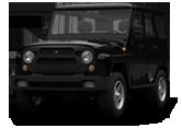 UAZ Hunter SUV 2012