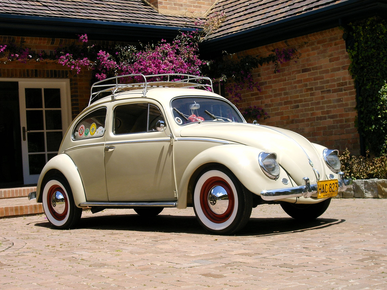 3dtuning Of Volkswagen Beetle Sedan 1950 3dtuning Com
