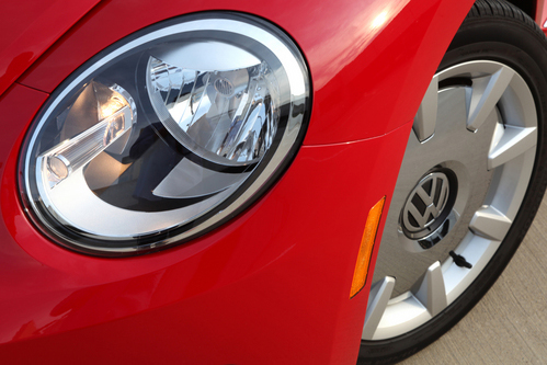 Volkswagen Beetle 2 Door Coupe 2012