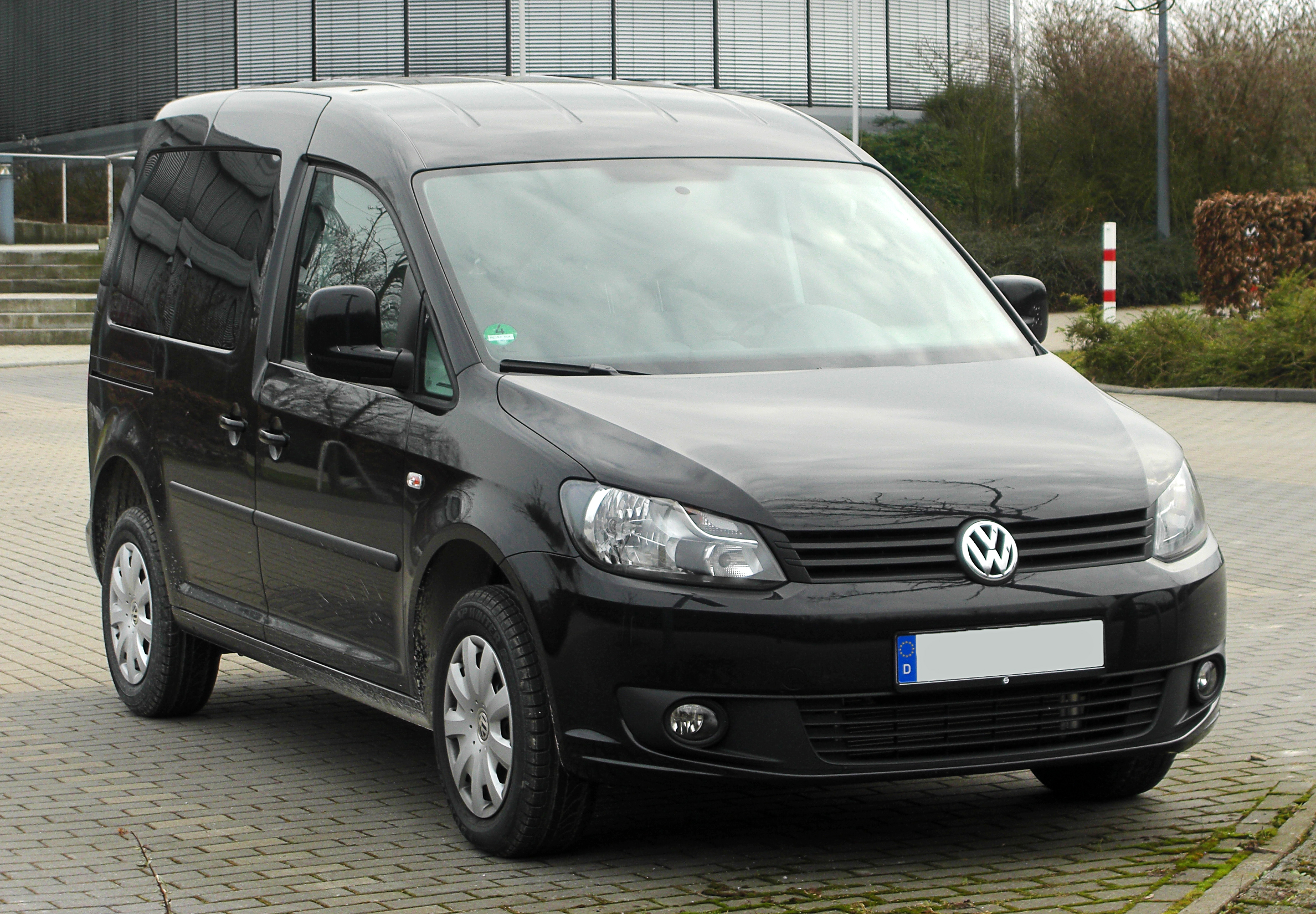 Berühmt My perfect Volkswagen Caddy (facelift). 3DTuning - probably the &EQ_27