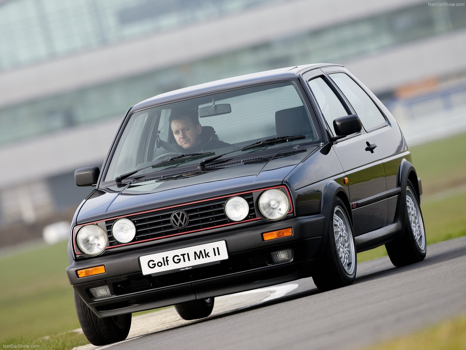 ... Volkswagen Golf 2 Gti 3 Door Hatchback 1990
