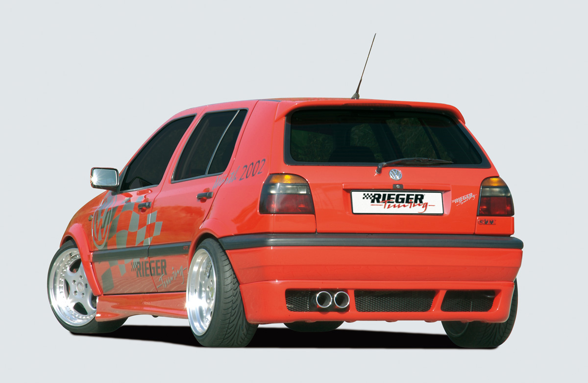 Volkswagen Golf 3 3 Door Hatchback 1991