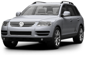 Volkswagen Touareg SUV 2002