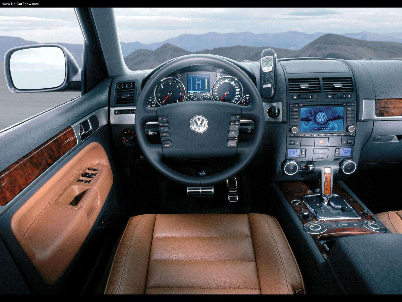 My Perfect Volkswagen Touareg 3DTuning Probably The