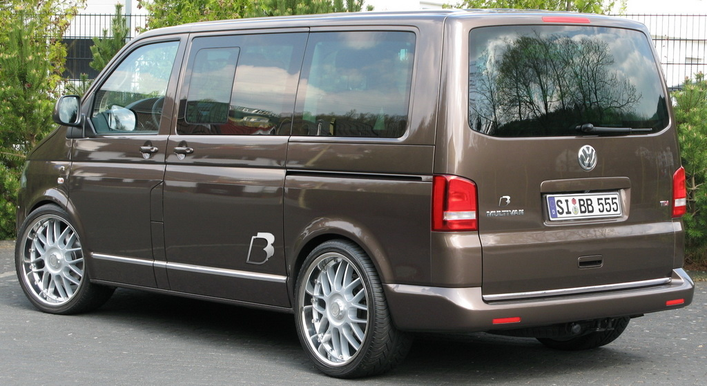 My Perfect Volkswagen Transporter T5 3dtuning Probably