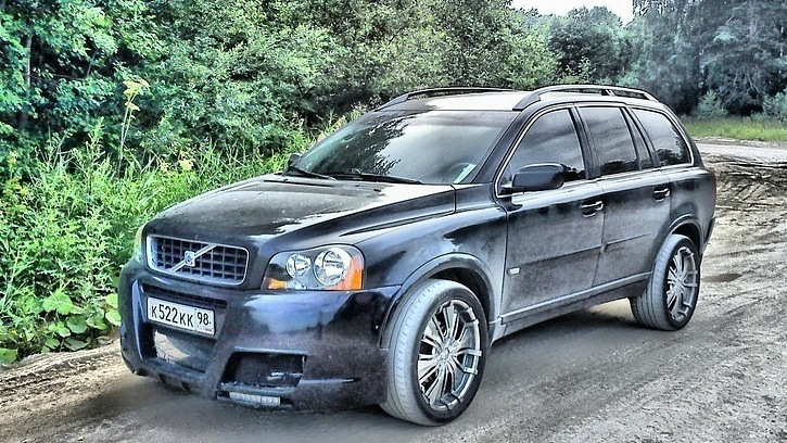 my perfect volvo xc90 3dtuning probably the best car. Black Bedroom Furniture Sets. Home Design Ideas