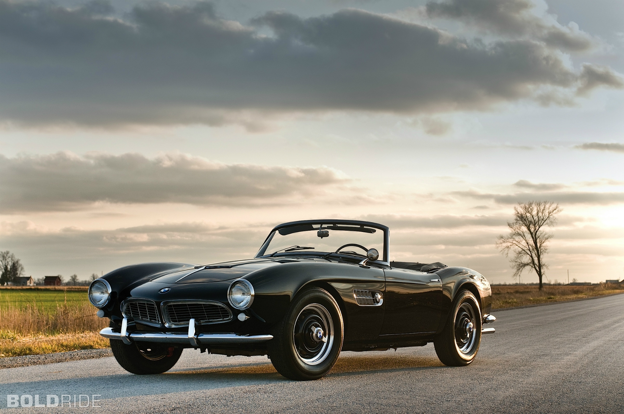 My perfect BMW 507. 3DTuning - probably the best car ...