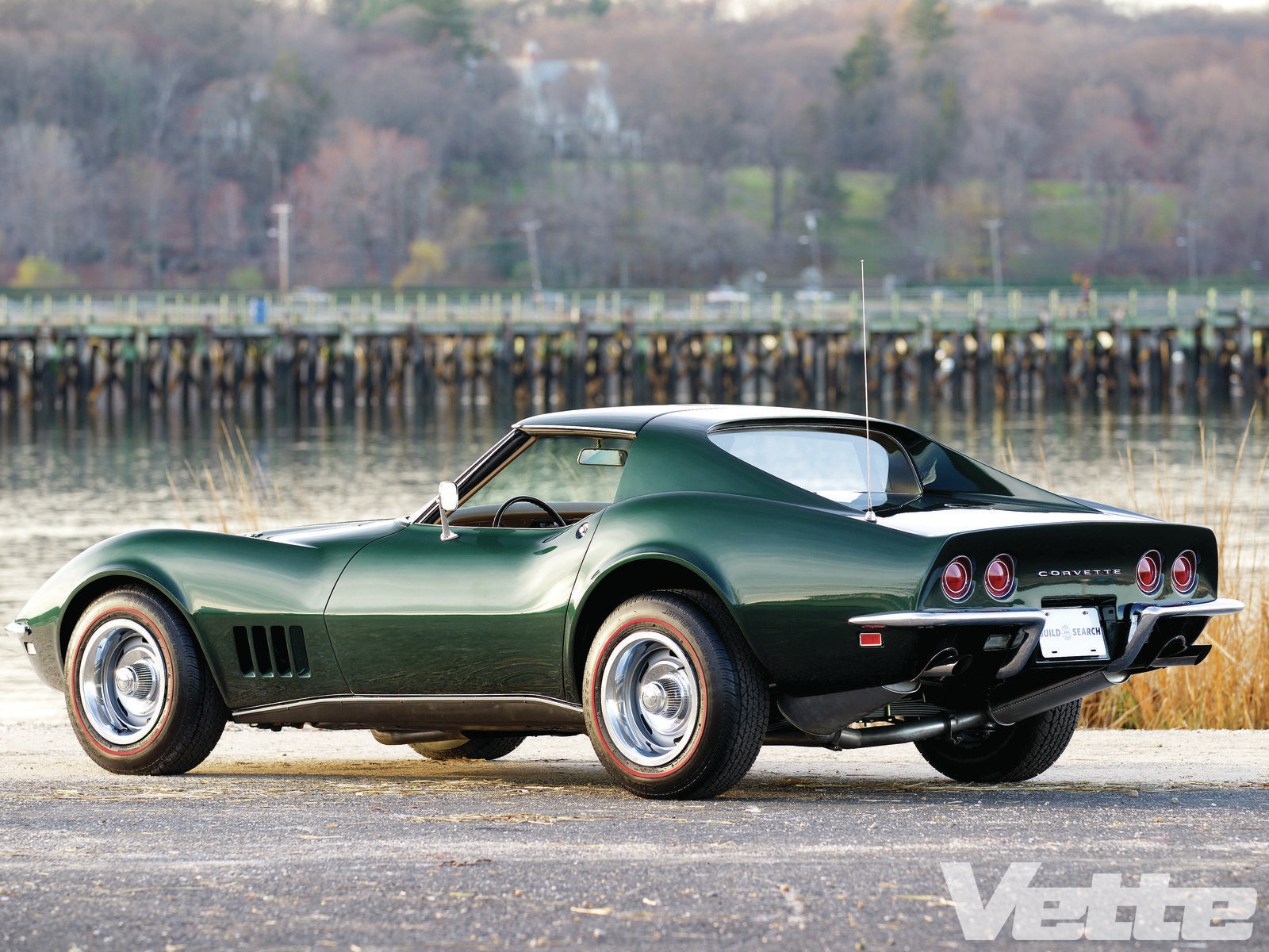 3dtuning Of Chevrolet Corvette Coupe 1968 3dtuning Com