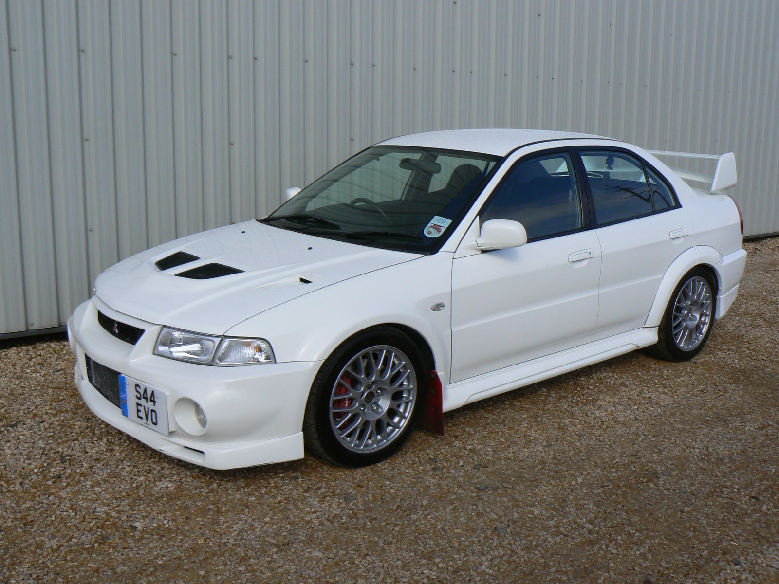 3dtuning Of Mitsubishi Lancer Evo Vi Sedan 1999 3dtuning